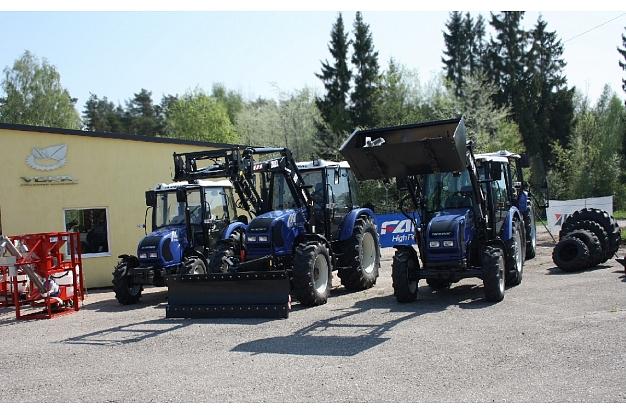 2018.gada traktortehnikas un tās piekabju ikgadējās valsts tehniskās apskates laiki un vietas.